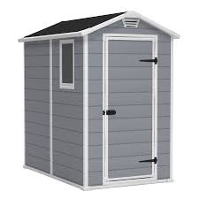 6 X 6 Rubbermaid Storage Shed by Shop Vinyl U0026 Resin Storage Sheds At Lowes Com