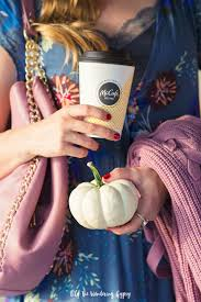 Pumpkin Spice Latte Mcdonalds Calories by Mccafé U2013 A Great Way To Start A Fall Adventure U2014 Lily The