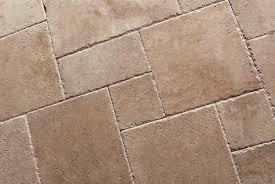 ivory light travertine versailles ashlar pattern tiles