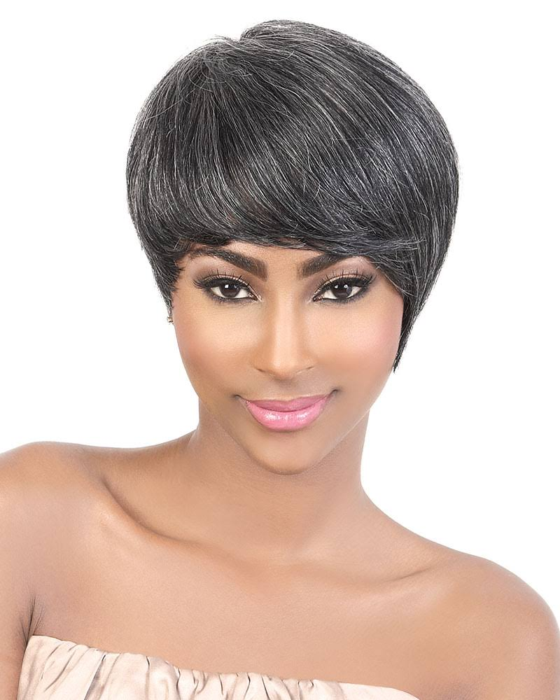 HR Wish Human Hair Wig by Motown Tress RT4/27