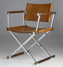 Aluminum Directors Chair Bar Height by Classic Director U0027s Chair Made From Aircraft Grade Aluminum And