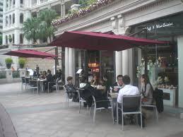 FileHK TST 1881 Mall Restaurant DG Cafe Outdoor Sidewalk UmbrellaJPG