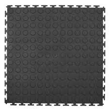 trafficmaster 18 in x 18 in rubber utility flooring 13 5 sq ft