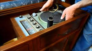 Magnavox Record Player Cabinet Value by A 1962 Magnavox 1st626a As Is As Found Initial Check Youtube