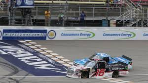 100 Nascar Truck Race Results Camping World Series Michigan 2018 NASCAR Info