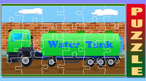 Puzzle   Water Tank Truck   Game For Children - YouTube Chained Cars Rolling Ball Crash Android Apps On Google Play Game Arcade Nyc Li Video Truck Mobile Parties Aloha Hawaii Inside Of Theater From The Front Door Stadium Games Extreme Gaming Bus Youtube Las Cruces Nm Birthday Party Big Rig Wizard Laser Tag In Massachusetts Untitled Page