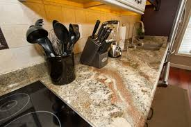 granite countertop awesome of sea glass tile backsplash ideas