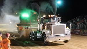 100 Bluegrass Truck And Trailer Pro Street Semi Pulls Grafton WV Hot Semis Battle Of The