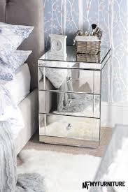 Broyhill Brasilia Dresser Craigslist by Haworth England Hayworth Mirrored Nightstand Bedroom Furniture