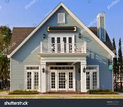 Typical American Home Name Plate Stock Shutterstock