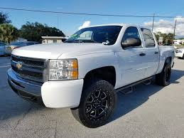 Used 2011 Chevy Silverado 1500 LT 4X4 Truck For Sale Okeechobee FL ...