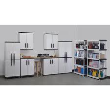 Home Depot Plastic Garage Storage Cabinets by Home Depot Hdx Utility Cabinet Best Home Furniture Design