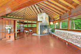 100 Frank Lloyd Wright Houses Interiors An Island With 2 Homes Is Up For Sale