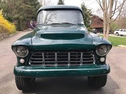 100 1957 Chevy Panel Truck