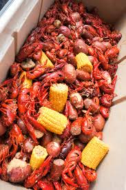 Crawfish Boil Table Decorations by Blog U2013 Sarom Inspired Sarom Inspired Crawl Fish Baby Shower