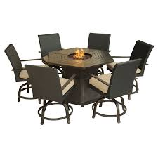 Sams Club Patio Set With Fire Pit by Fire Pits And Outdoor Fireplaces Walmart Com