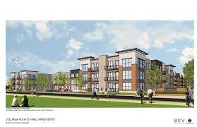 Proposed apartment plex creates big division in Columbia