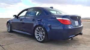 BMW E60 M5 Acceleration
