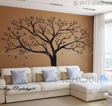 giant family tree wall sticker vinyl art home decals room decor