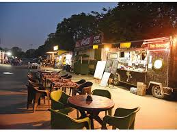 100 Food Trucks World Financial Center After Legal Trouble Food Trucks Drive Out Of Gurgaons Sector 29