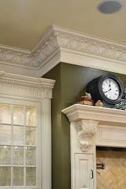 Kitchen Soffit Trim Ideas by Best 25 Crown Molding Kitchen Ideas On Pinterest Kitchen