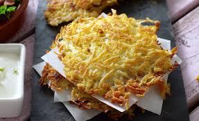 cuisiner la pomme de terre de galettes de pommes de terre rosti