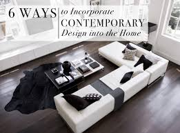 100 Home Contemporary Design How To Incorporate Into The