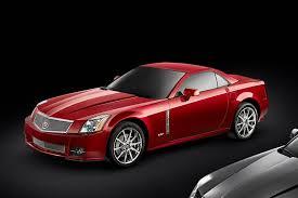 Cadillac XLR Convertible Models Price Specs Reviews