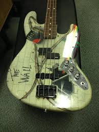 Custom Painting Guitars New Paint Jp Bass Guitar
