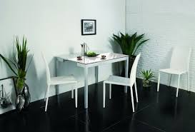 Orlando Console Dining Table White