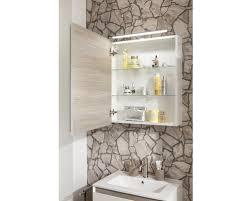 led spiegelschrank miami vice weiß 60 x 70 x 15 5 cm