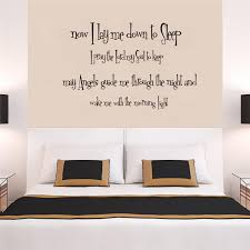 God Bless You Quotes Wall Stickers Bedroom Home Decorations Decals 8196 Diy Vinyl House Adesivo De Paredes Mural Art Posters 40 Product Show And Details