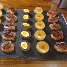 canapes for catered canapes for weddings in surrey sussex