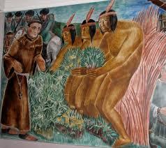 Coit Tower Murals Controversy by Mural Bernard Zakheim U0027s History Of Medicine In California U2026 Flickr