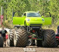 Monster Truck VW | A BUG WHERE | Pinterest | Trucks, Monster ...