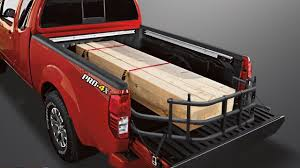 Tundra Bed Extender by 2018 Nissan Frontier Nissan Usa