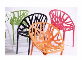 modernes design kunststoff pflanzlichen reben esszimmer stuhl baum design pp polypropylen stuhl moderne mode beliebte spritzguss stuhl