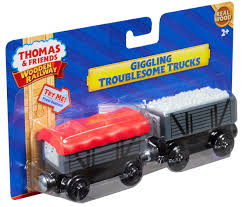 Amazon.com: Fisher-Price Thomas & Friends Wooden Railway, Giggling ... Hornby Forum Series 1 Troublesome Trucks R107r9300 Open Wagons Thomas And Friends The Adventure Begins Youtube Play Doh Story Tank R9294 Wagon Pack Oo Gauge By The Wooden And Sweets 1873892060 Kids Shed 17 Wikia Fandom Powered Bachmann Percy Troublesome Trucks Large Scale Engine Troublesome Trucks Making Themselves Useful Carrying Last Remade Adventures