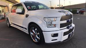 Brake And Lamp Inspection Fresno Ca by New 2017 Ford F 150 Shelby Super Snake Lariat Truck Supercrew Cab