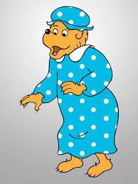 Mama Berenstain Bear