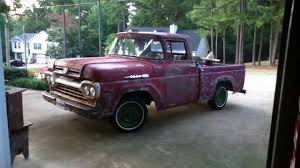 100 1960s Ford Truck 1960S S For Sale On The Road Review Raptor