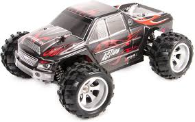 100 Big Remote Control Trucks Toyzio RC Monster Truck 4WD 118 Scale Size Upto 50 Kmph With