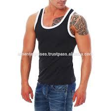 gym singlet plain gym tank top men custom logo printing