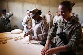 I Mef Dts Help Desk by Baking Breaking Bread Spmagtf Food Service Marine Teaches