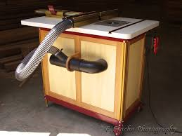 custom router table cabinet for incra ls positioner router forums