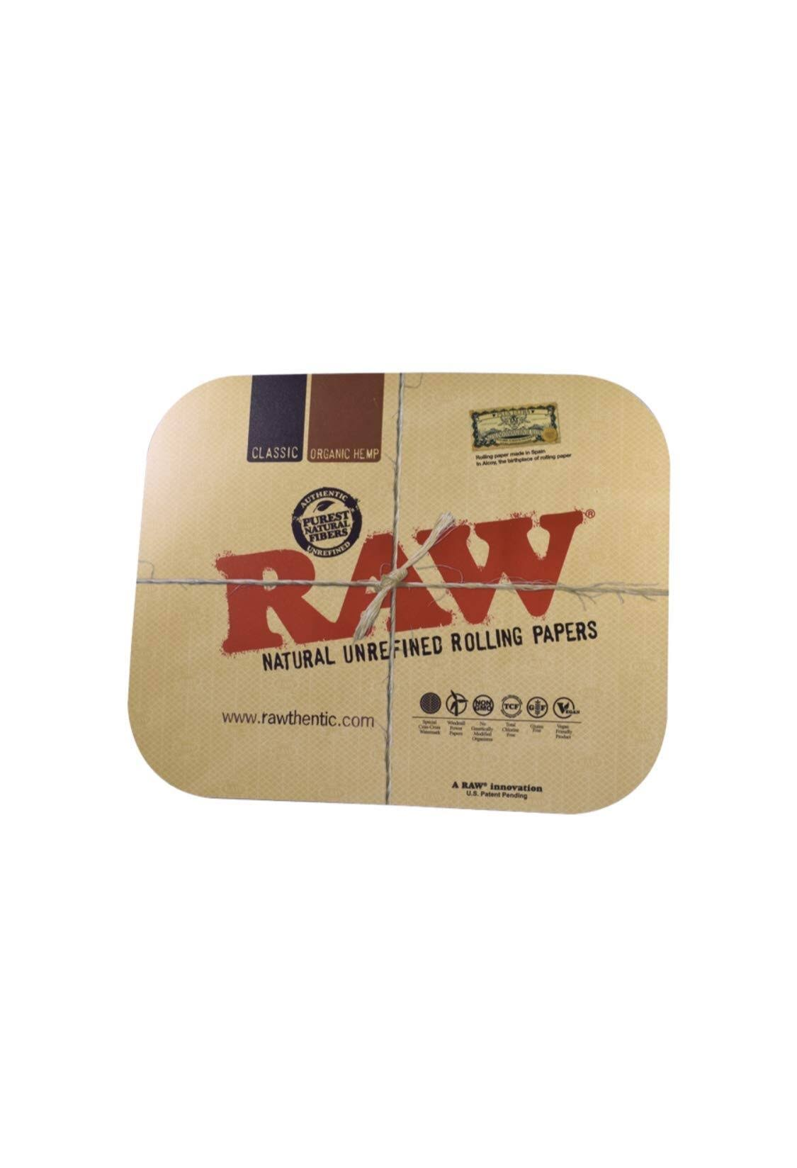 Raw Magnetic Tray Cover - Large - Cover ONLY - US Import