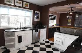 top vinyl kitchen flooring painted on frank installed black