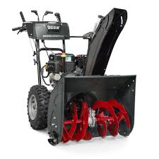 Sno-Tek 24 In. 2-Stage Electric Start Gas Snow Blower-920402 - The ...