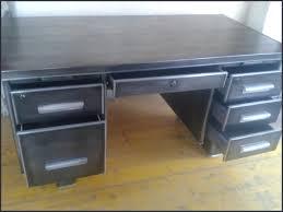 bureau m騁allique industriel bureau industriel metal free tribute to car industrial desk