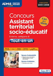 assistant territorial socio éducatif vuibert concours